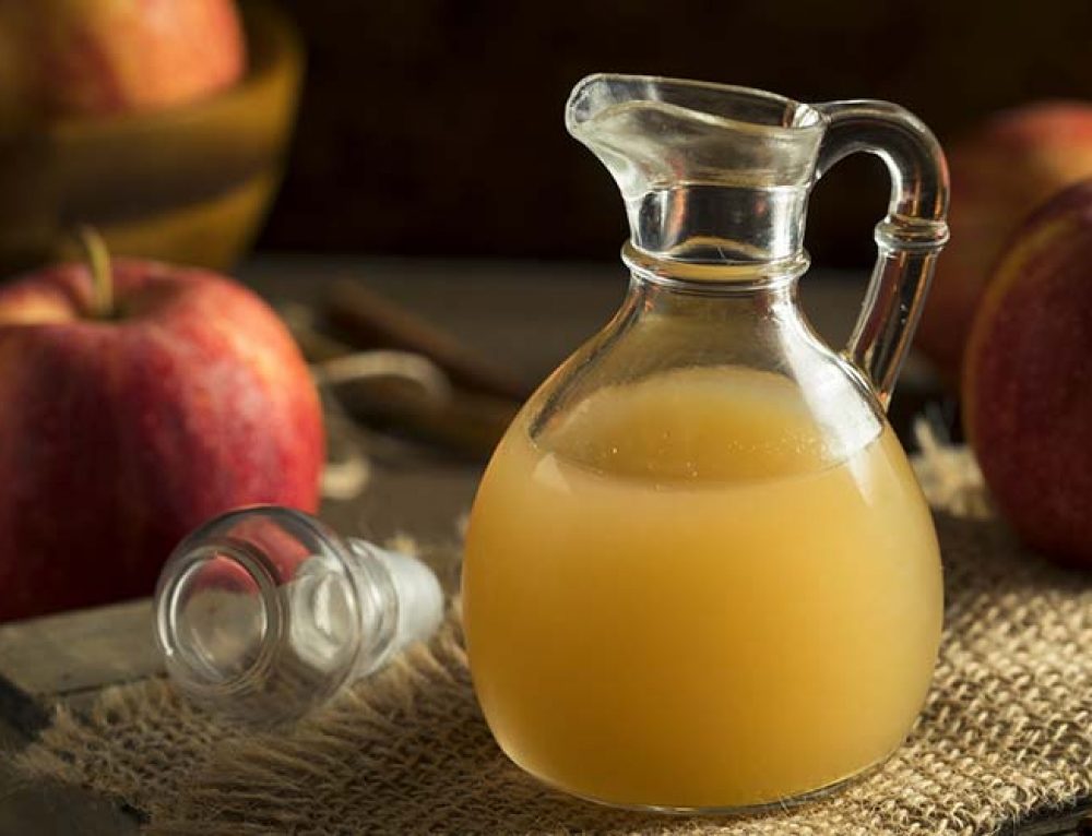 Apple Cider Vinegar – 5 Reasons You Need It!